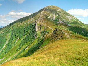 montagne carpates ukraine