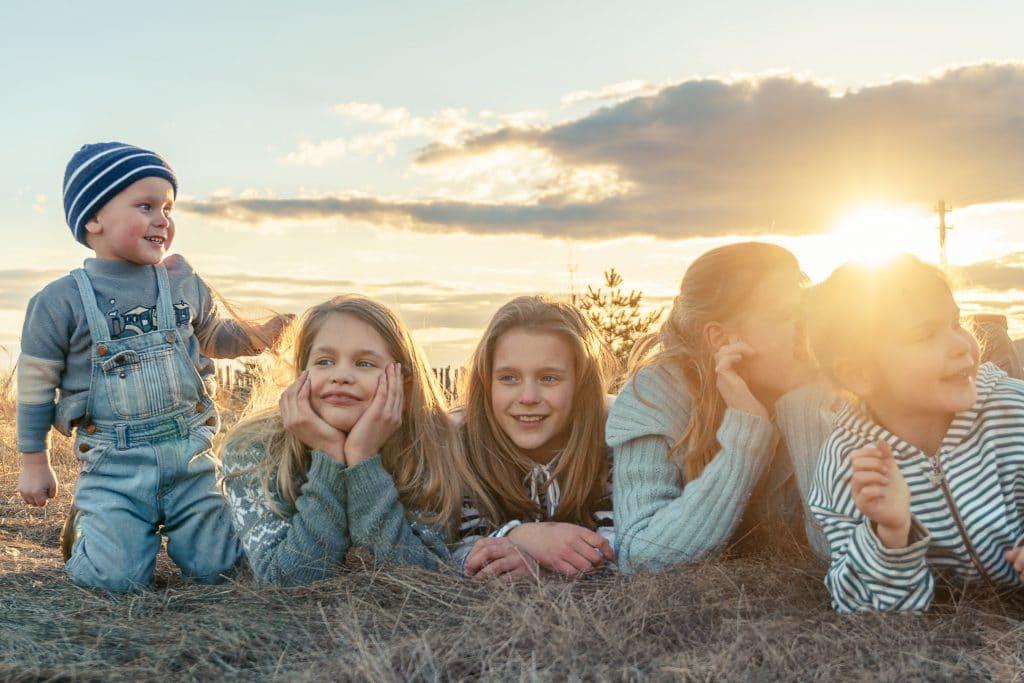 Vacances famille nombreuse